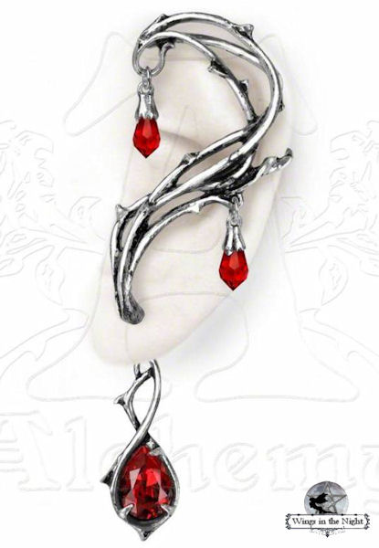 ALCHEMY GOTHIC Passion Earring / Ear Wrap