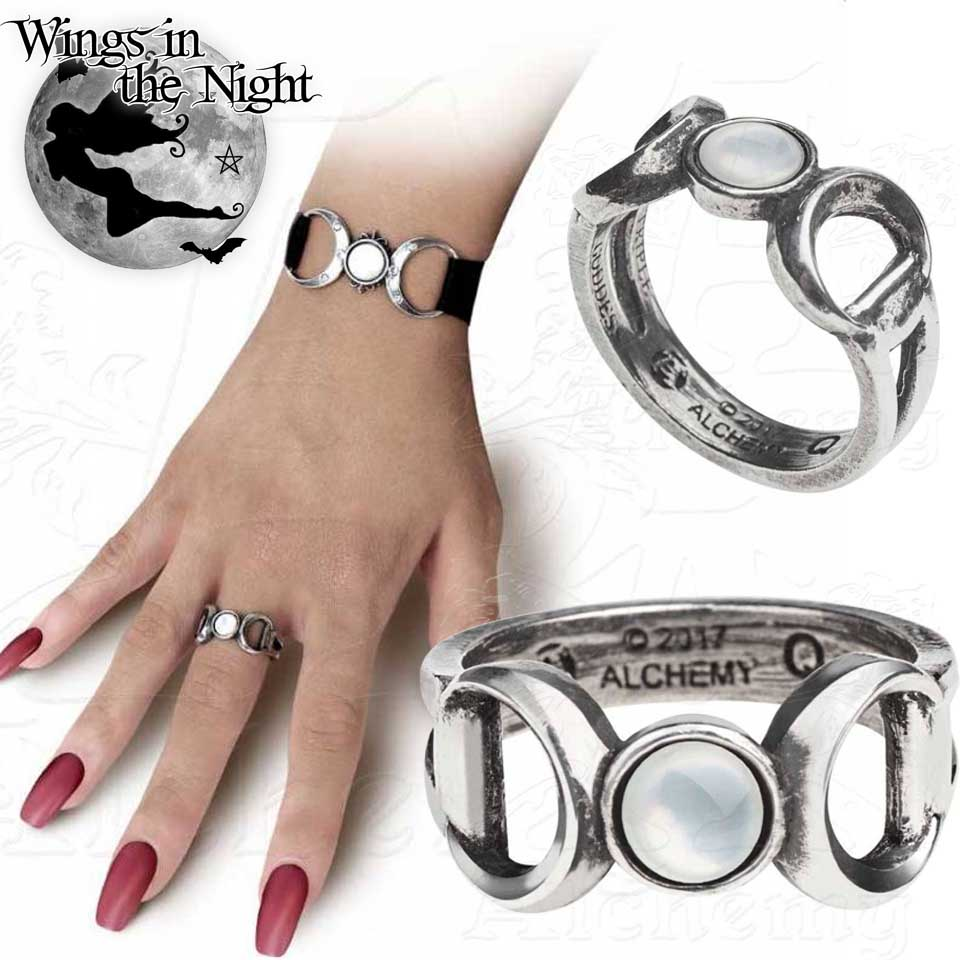 hi necromancynecromancy ring generator toric pewter voltage product rings