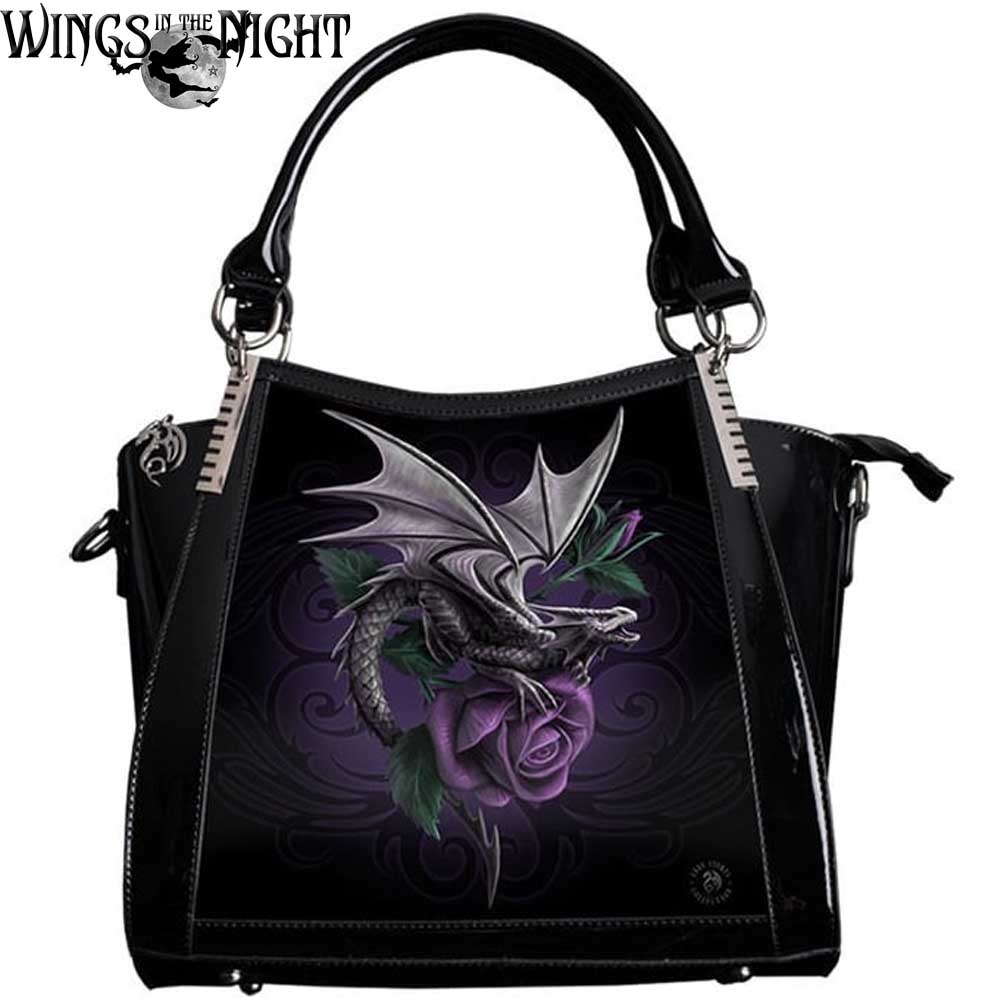 ANNE STOKES Gothic Dragon Beauty 3D Handbag