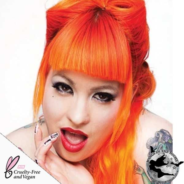 DIRECTIONS Semi Permanent Hair Dye - Mandarin