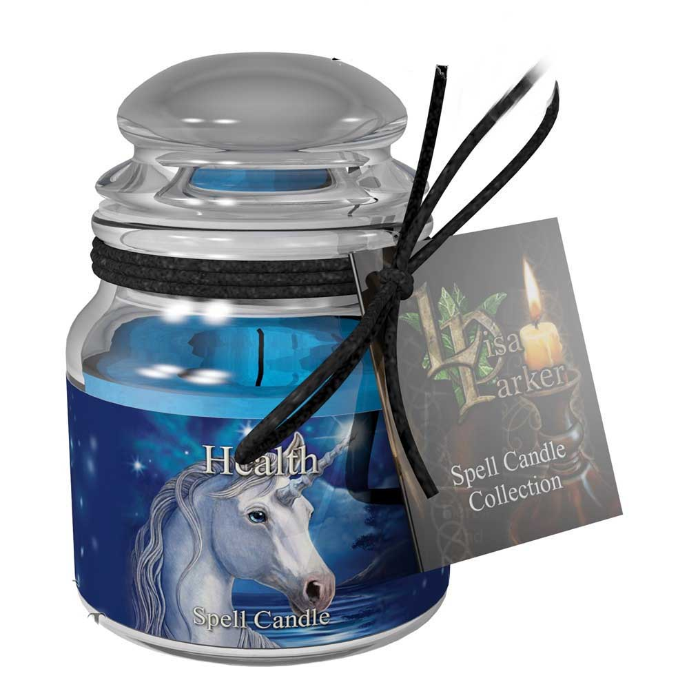 Lisa Parker HEALTH Spell Candle Jar by Nemesis Now | Wicca & Witchcraft Supplies Shop