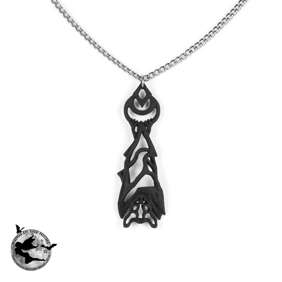 spooky collections necklace dark horror romance gothic victorian black online products celdeconail original