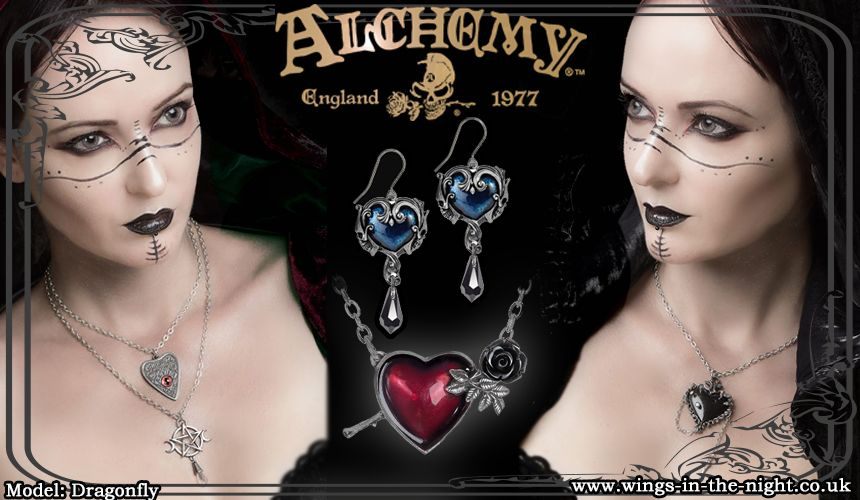 Alchemy Gothic Alternative, Occult, Victorian & Gothic Jewellery, Gifts & Home Ware